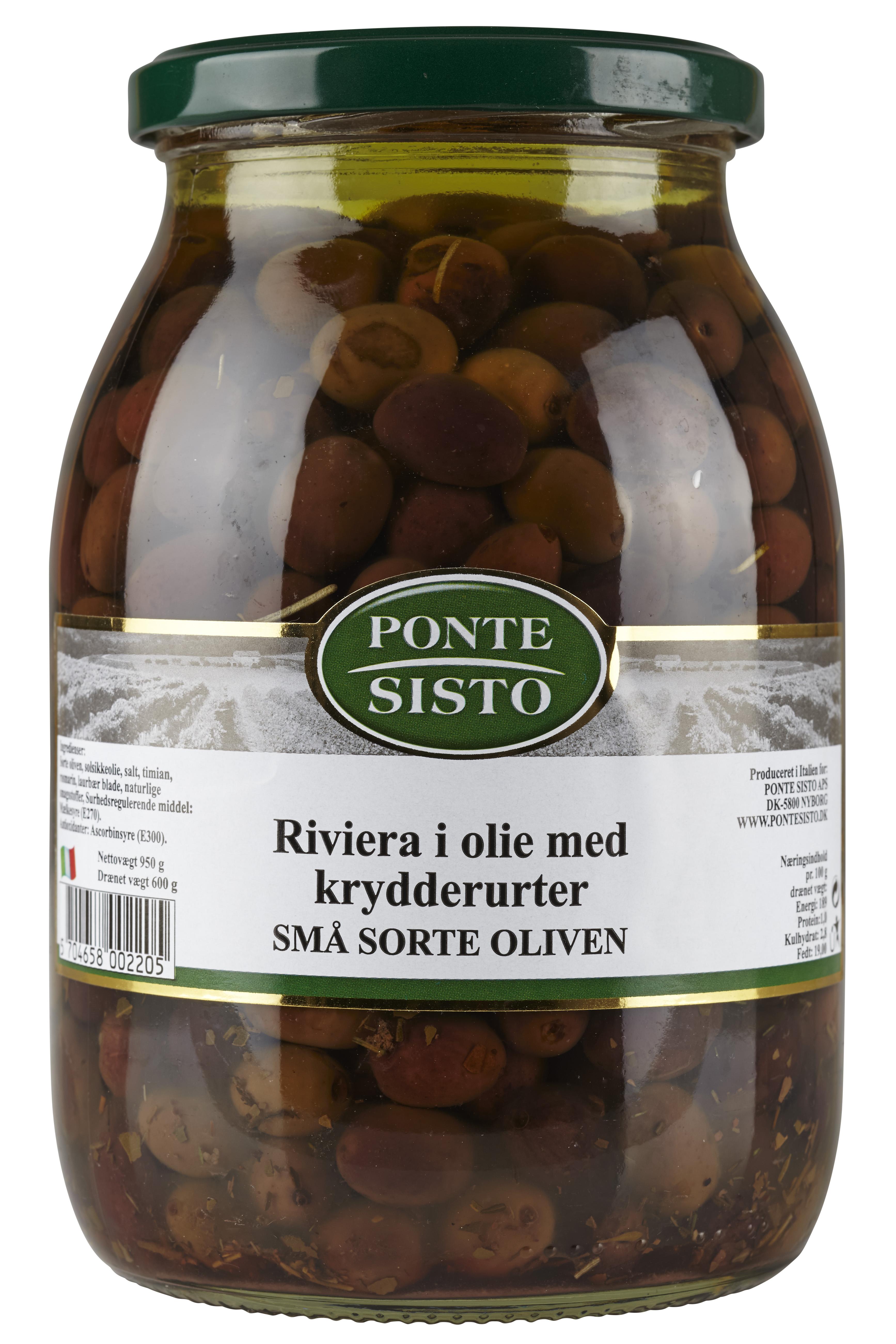 oliven næringsindhold